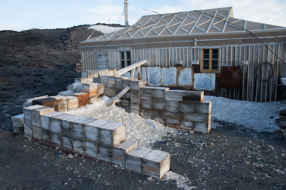 Shackleton's hut, Cape Royds, Ross Island