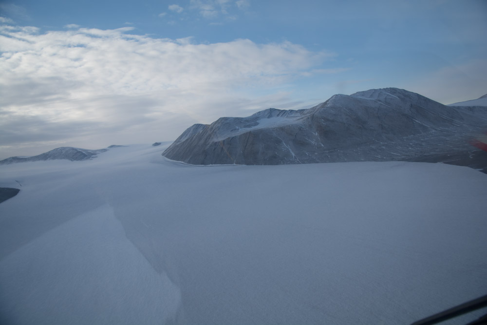 The Commonwealth Glacier, Taylor Valley, McMurdo Dry Valleys