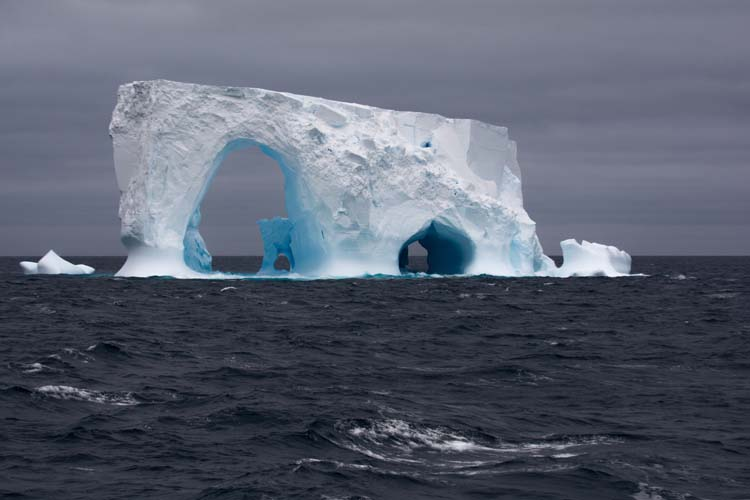 Iceberg in the Amundsen Sea