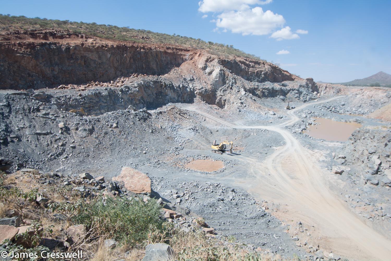 Aris quarry