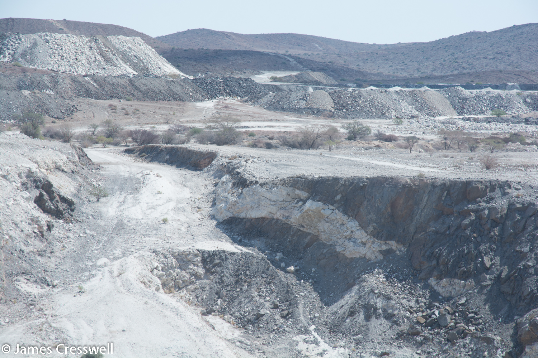 Uis Mine, Namibia