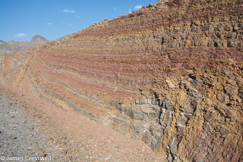 Hawasina sediments
