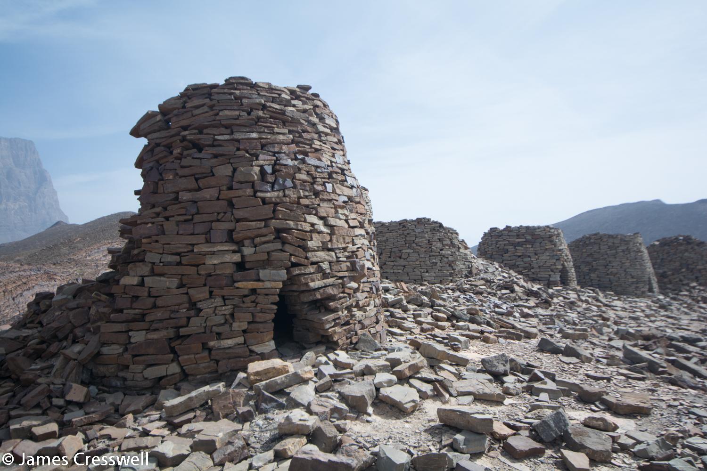 Al Ayn beehive tombs World Heritage site