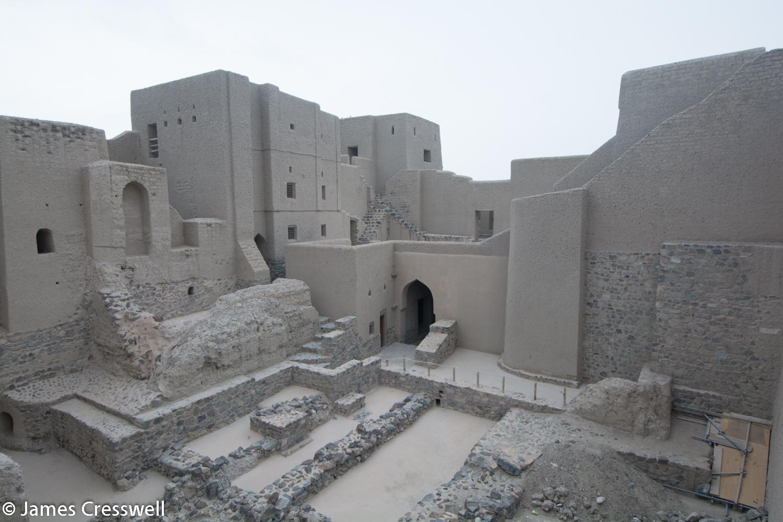Bahla Fort World Heritage site