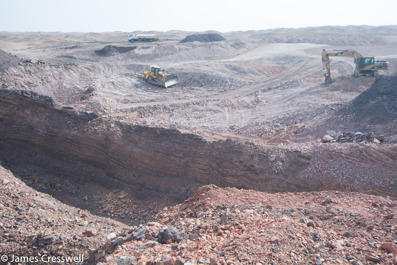 The Manganese Pit