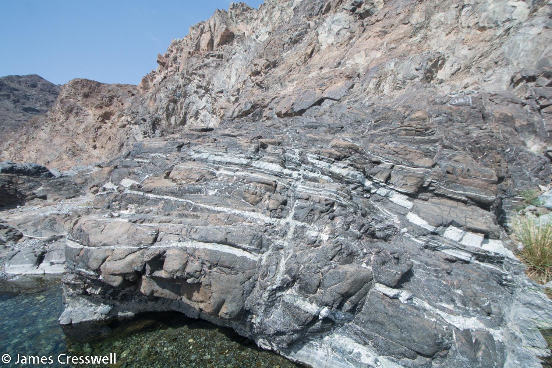 The Moho in Wadi al Abyad, Oman