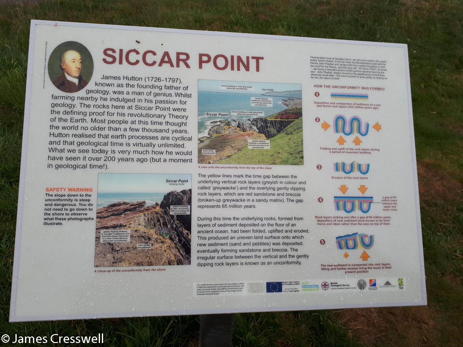 Siccar Point