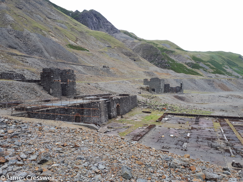 Cwmystwyth mine